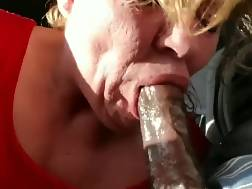 old lady gif