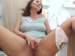 Naughty housewife next door lingerie porn min