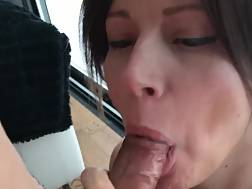 5 min - Sexy brunette hard porn
