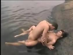 14 min - Mom stepson penetrate lake