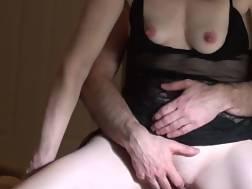 6 min - Sexy shy wife show
